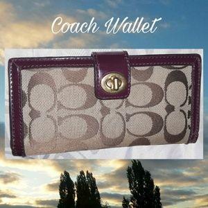 Coach Wallet | Women's | Authentic